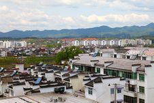 Free Residential Areas In Anhui Stock Image - 15765291