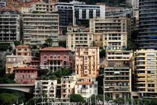 Free View Building In Monaco And Monte Carlo Royalty Free Stock Photos - 15765408