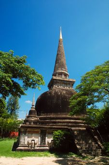 Free Architecture Of Thailand Stock Images - 15765954