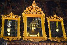 Free Reflection Buddha Image Royalty Free Stock Photos - 15766648
