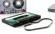 Free Cassette Royalty Free Stock Photo - 15766915
