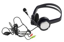Free Headset Royalty Free Stock Photo - 15767065