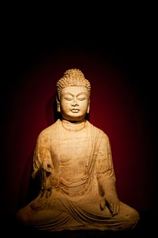 Free Bodhisattva Royalty Free Stock Photography - 15767337