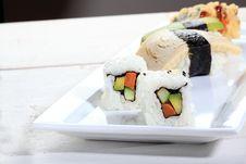 Free Sushi Stock Photo - 15767510