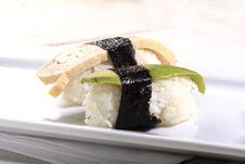 Free Sushi Stock Images - 15767554