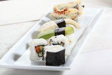 Free Sushi Stock Image - 15767621