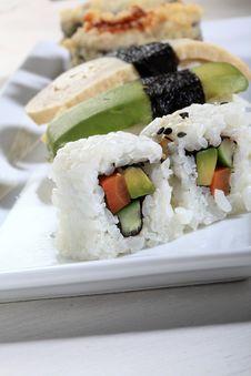Free Sushi Stock Photo - 15767640