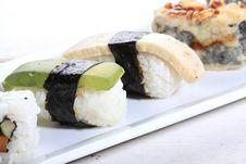 Free Sushi Stock Photos - 15767693