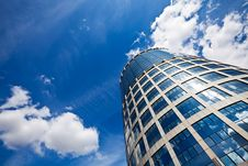 Free Office Building Stock Photography - 15767752