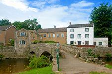 Free Way Over The Bridge Stock Images - 15769354