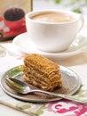 Free Coffee And Cake Stock Photos - 15774923
