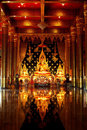 Free Buddha Image In A Temple Stock Photography - 15775722