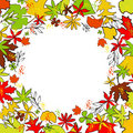 Free Autumn Illustration Royalty Free Stock Image - 15776446