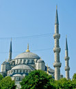 Free Blue Mosque Royalty Free Stock Images - 15778229