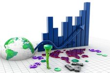 Free Business Graph Stock Images - 15770624