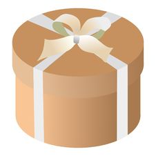 Free Gift Box Stock Images - 15770684
