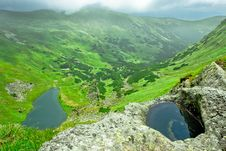 Free Alpine Lake Royalty Free Stock Photography - 15770687
