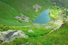 Free Alpine Lake Royalty Free Stock Images - 15770689