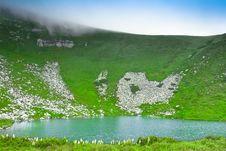 Free Mountain Lake Royalty Free Stock Image - 15770696