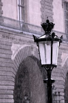 Free Rain Royalty Free Stock Images - 15770959