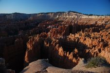 Free Sunset Over Bryce Canyon National Park Royalty Free Stock Photos - 15771018