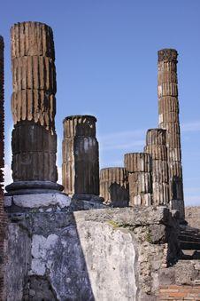 Free Pompeii Stock Image - 15771341