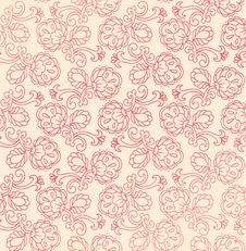 Free Floral Pattern Stock Photography - 15774662