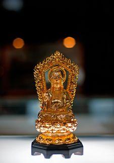 Free Bodhisattva Royalty Free Stock Image - 15774866