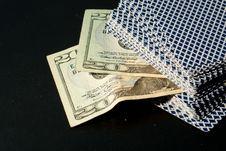 Free Money In Gambling Stock Photo - 15775400