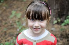 Free Nice Toddler Girl With Blue Eyes Stock Photos - 15775523