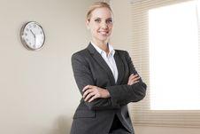 Free Businesswoman Portrait Stock Photo - 15776010