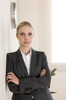 Free Businesswoman Portrait Royalty Free Stock Images - 15776159