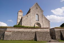 Free The Romanesque Basilica Of St. Michael Royalty Free Stock Photos - 15777288