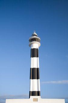 Free Menorca Lighthouse Stock Photography - 15777392