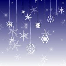 Free Snowflakes Stock Image - 15777561