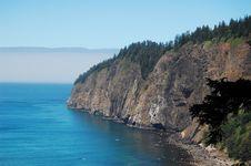 Free Fog On Coast Of Oregon Royalty Free Stock Images - 15777629