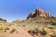 Free Utah S Rugged Landscape Stock Photography - 15778082