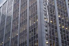Free New York City Skyscrapers Royalty Free Stock Photo - 15778395