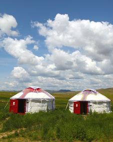 Free Mongolian Home Stock Images - 15778504