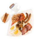 Free Traditional English Breakfast Royalty Free Stock Photo - 15780615