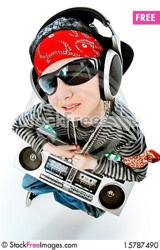 Free Headphones Stock Photo - 15787490