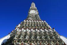 Free Thai Pagoda At Bangkok Stock Images - 15780884