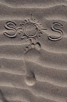 Free SOS Stock Photo - 15782050