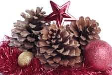 Free Christmas Decorations Stock Photography - 15782212