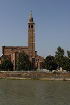 Free Church In Verona Stock Photography - 15782712