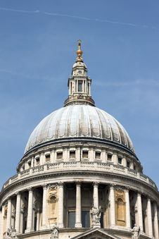 Free St Paul S Cathedral, London Stock Photo - 15783040