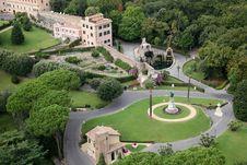 Free Rome Garden Royalty Free Stock Photos - 15783448