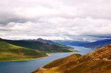 Highland Lakes Royalty Free Stock Images
