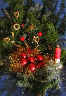 Free Christmas Decoration Stock Photos - 15783963