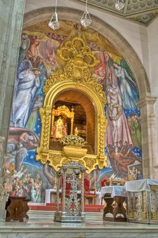 Free Basilica At Candelaria, Tenerife Island Royalty Free Stock Photos - 15784518